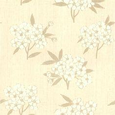 Giacinto Taupe Large Floral