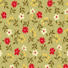 Tecido Nacional para Patchwork - 100% algodão - Amor em Flor - AF6139-3 :: Eva e Eva Tecidos Para Patchwork