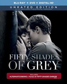 Fifty Shades Of Grey on DVD from Universal. Directed by Sam Taylor-Wood. Staring Jamie Dornan, Dakota Johnson, Jennifer Ehle and Marcia Gay Harden. More Couples, Romance and Drama DVDs available @ DVD Empire. Sam Taylor Johnson, Dakota Johnson, Aaron Johnson, Shades Of Grey Film, Fifty Shades Movie, Fifty Shades Trilogy, Fifty Shades Darker, Luke Grimes, Christian Grey