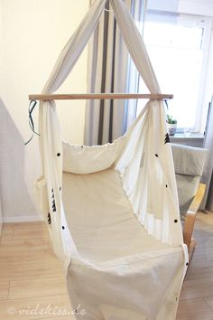 Baby Hammock, Baby Swings, Sewing For Kids, Diy For Kids, Hey Hey Baby, Sowing Projects, Baby Live, Baby Cocoon, Babies R
