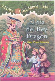 Mary Pope Osborne Spanish editions.