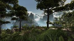 Huangshan Mountains UE4 - Page 3 - Polycount Forum