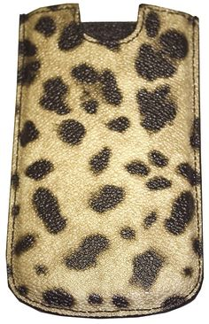 Leopard Print iPhone 5 Case - Dolce & Gabbana  http://www.room7.co.uk/what-s-new/dolce-gabbana-natural-iphone-case.html