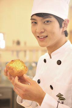 Joo Won - king of baking