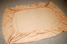 How to Fold a Fitted Sheet #stepbystep