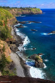 Captain Cook Lookout, Norfolk National Park, Norfolk Island | Flickr - Photo Sharing!