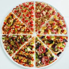 #Debonairs pizza boasts a wide range of different #pizza for you