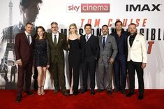 There is no limit to the impossible. Christopher Mcquarrie, Ving Rhames, Sky Cinema, Vanessa Kirby, Angela Bassett, Simon Pegg, Rebecca Ferguson, Alec Baldwin, Mission Impossible