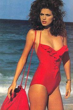 Gia Carangi, Vogue 1970's