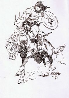 Flooby Nooby: The Art of John Buscema (1927-2002)