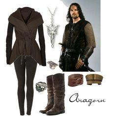 """Aragorn"" by kazila on Polyvore"
