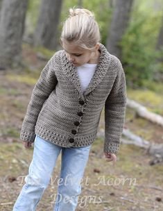 134 best crochet jackets cardigans tops images on pinterest hey i found this really awesome etsy listing at https fandeluxe Image collections