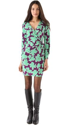 Diane von Furstenberg Melis Wrap Dress