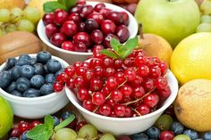 Berries be good for you!!!