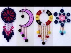 Rangoli Borders, Rangoli Border Designs, Diy Arts And Crafts, Crafts For Kids, Diy Crafts, Diy Projects For Your Room, Woolen Craft, Diy Diwali Decorations, Diwali Diy
