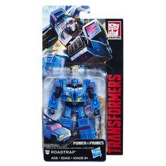Transformers & Robots Transformers Power Of The Primes Legends Class Decepticon Roadtrap Transformers Age, Transformers Action Figures, Robot Action Figures, Collector Cards, The Incredibles, Mini, Legends, Walmart, Android