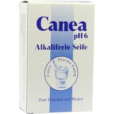 #CANEA pH6 alkalifreie Seife rezeptfrei im Shop der pharma24 Apotheken