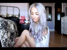 Platinum Silver Hair |