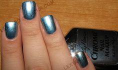Sally Hansen Chrome Nail Makeup - Aqua Chrome