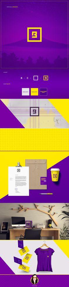 Showcase and discover creative work on the world's leading online platform for creative industries. Corporate Design, Design Social, Web Design, Logo Design, Self Branding, Personal Branding, Logo Branding, Logo Inspiration, Identity Design