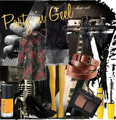 """""""Band party in Geel"""" by marijephotogirl on Polyvore"""