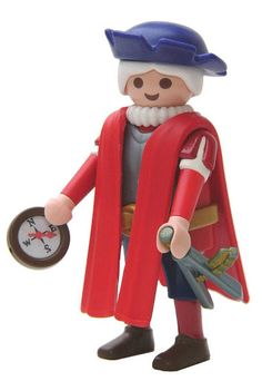 playmobil cristobal colon - Buscar con Google Playmobil Sets, Heart For Kids, Legoland, Cool Toys, Legos, Children, Statues, Plays, Geek
