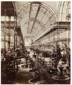 The Great Nave, Crystal Palace | Delamotte, Philip Henry | V Search the Collections