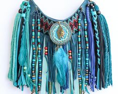 Hippie Bags, Boho Bags, Bohemian Look, Boho Chic, Boho Hippie, Boho Style, Tribal Fashion, Boho Fashion, Denim Purse