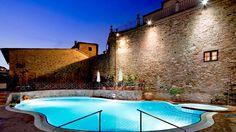 UNA Palazzo Mannaioni en Montaione | Splendia - http://pinterest.com/splendia/