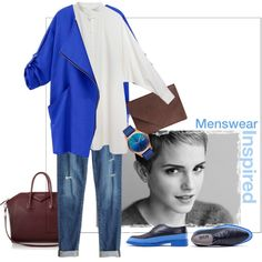 """""""Bluest Blue."""" by s-elle on Polyvore"""