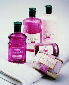 Bath Body Works Sun-Ripened Raspberry