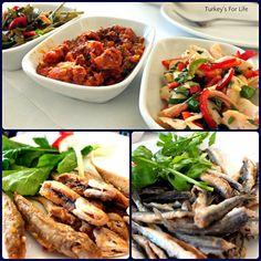 Seafood At Akın Balık, Karaköy, Istanbul
