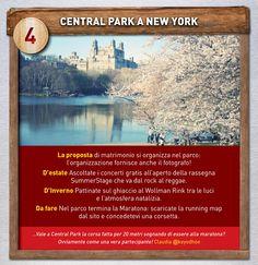 Ecco la quarta posizione della nostra Top Ten dei parchi del mondo: Central Park! Sapevate che l'organizzazione aiuta anche nell'allestimento di proposte di matrimonio?.. Ci state facendo un pensierino? ;) #lastminute #viaggi #lowcost #lowbudget #localista #newyork #centralpark #usa #manhattan