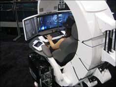 Now this is MY kind of workstation! The Emperor Workstation for $39,000++. #gadgets