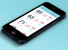 50 Weather App UI Design For Your Inspiration