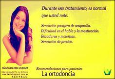 Vídeo: Tips para pacientes con Ortodoncia   Directorio Odontológico