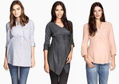 Per vivere al meglio i 9 mesi di gravidanza il brand svedese H&M presenta una variegata linea premaman per la stagione primavera estate 2015, cercando di soddisfare le esigenze delle future mam...