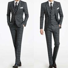 Interesting tartan - plaid suit