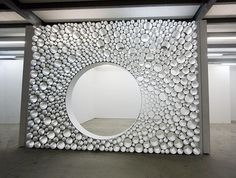 pvc pipe installation by Sabina Lang and Daniel Baumann
