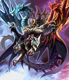 Element Dragon by pamansazz.deviantart.com on @deviantART