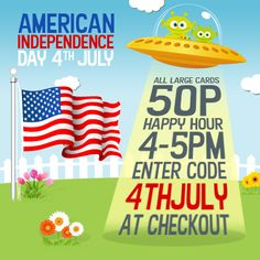 independence day offers usa