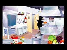 Prevención de Riesgos Laborales - En la cocina, en la fábrica, en la construcción - YouTube