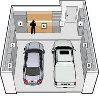 EasyClosets Garage Design Tool