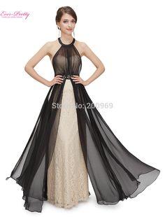 Prom Dresses Women Elegant Halter Ever Pretty Ruffles Long Party vestidos longos para formatura 2015 HE08359BG Prom Dresses
