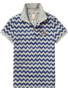 | Polo's | Boys Clothing at Scotch & Soda