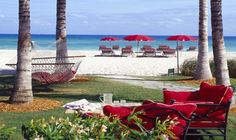 At Acqualina Resort  Spa the charm of a Mediterranean villa meets elegance on the beach, and is a recipient of the coveted 2013 Forbes Travel Guide Five Star and the AAA Five Diamond Award. Located in Sunny Isles Beach on 4.5 beachfront acres with 400 feet of stunning Atlantic Ocean coastline, you'll feel like royalty at this resort.