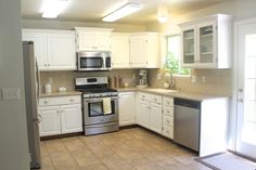 -everywhere beautiful-: Kitchen Remodel: Big Results on a Not So Big Budget