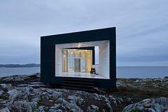 Fogo Island House, Newfoundland