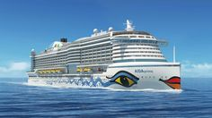 AIDA Sets The Christening Date For The Newest Cruise Ship