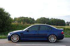 Fully Converted BMW E46 M3 Sedan